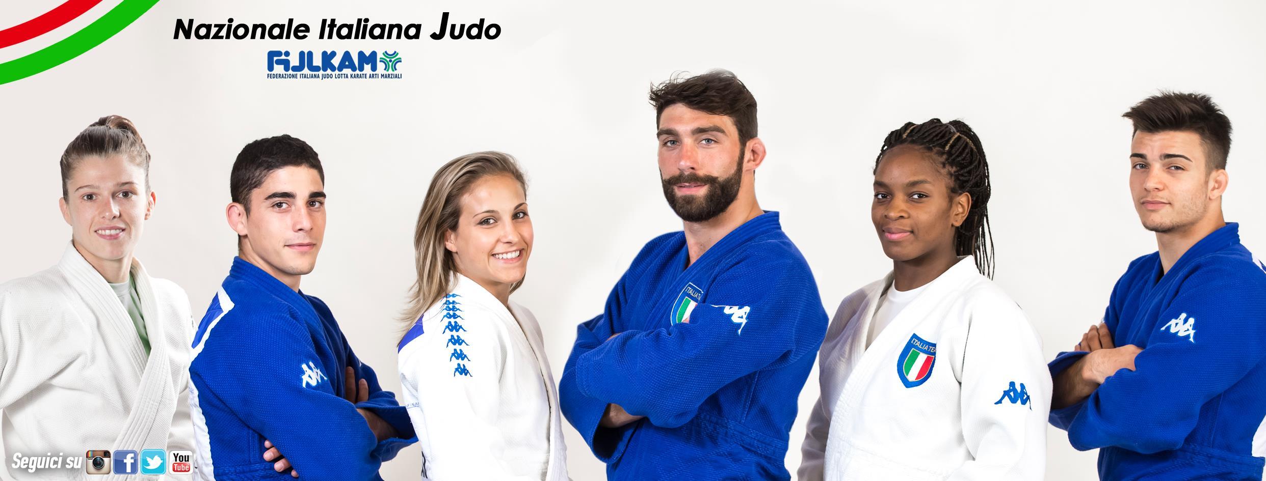 Squadra Judo RIO