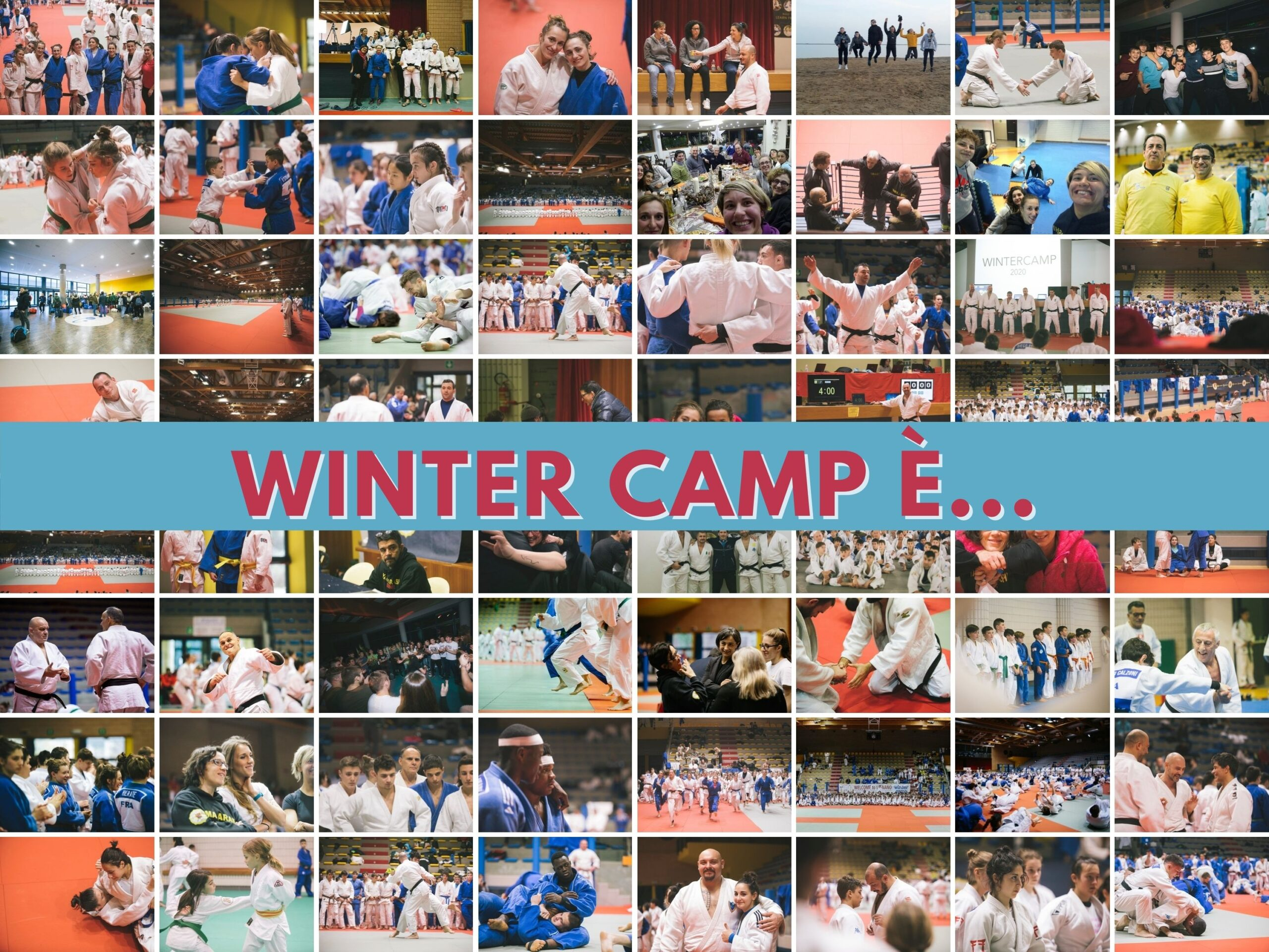 WINTER CAMP E